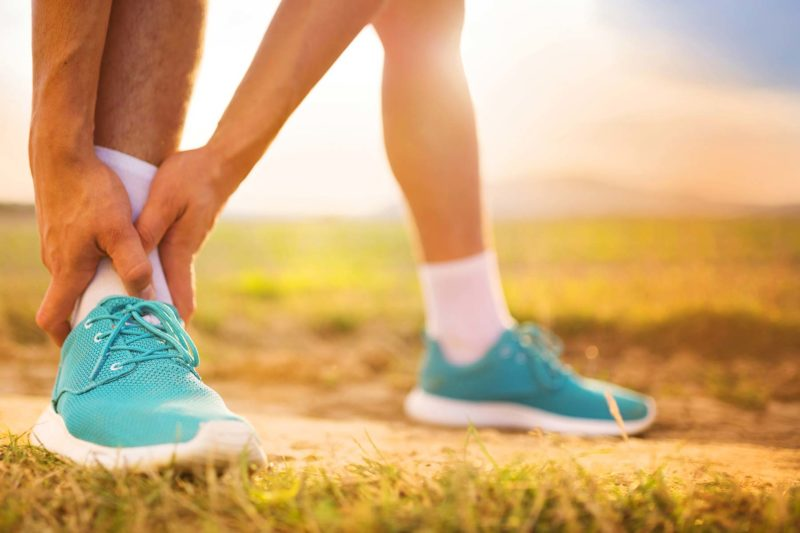 Overview of Sprained Ankle Injury