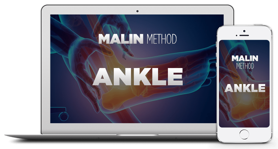 Heal Your Ankle with Malin Method