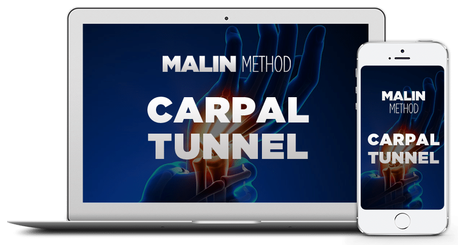 Stop Carpal Tunnel Pain with Malin Method