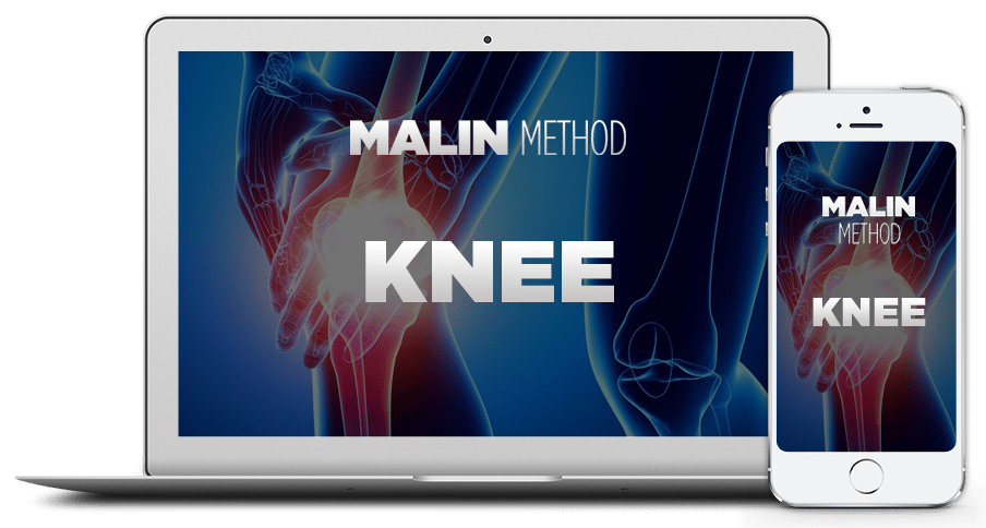 Heal Your Knee Pain With Malin Method