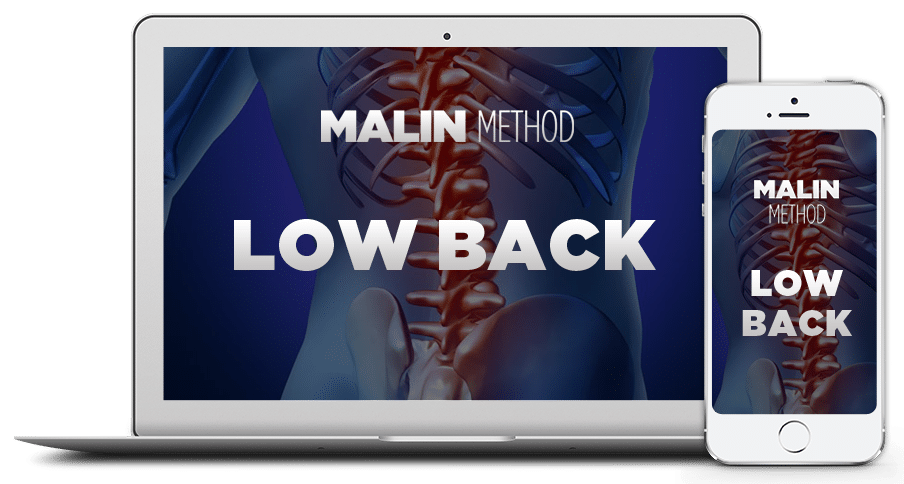 Heal Low Back Pain with Malin Method