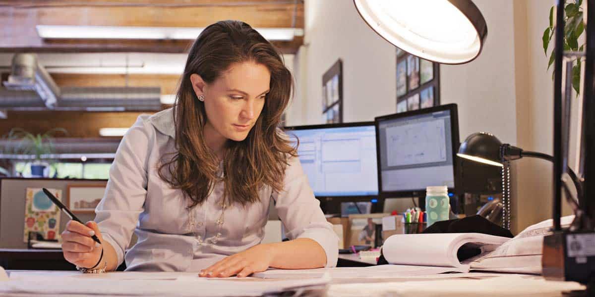 Reduce Chronic Pain While Sitting at Desk