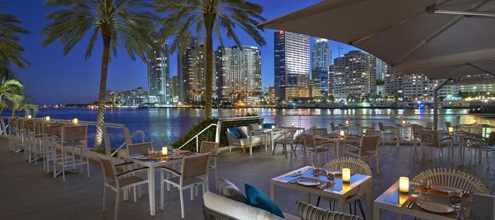 Mandarian Oriental in Miami