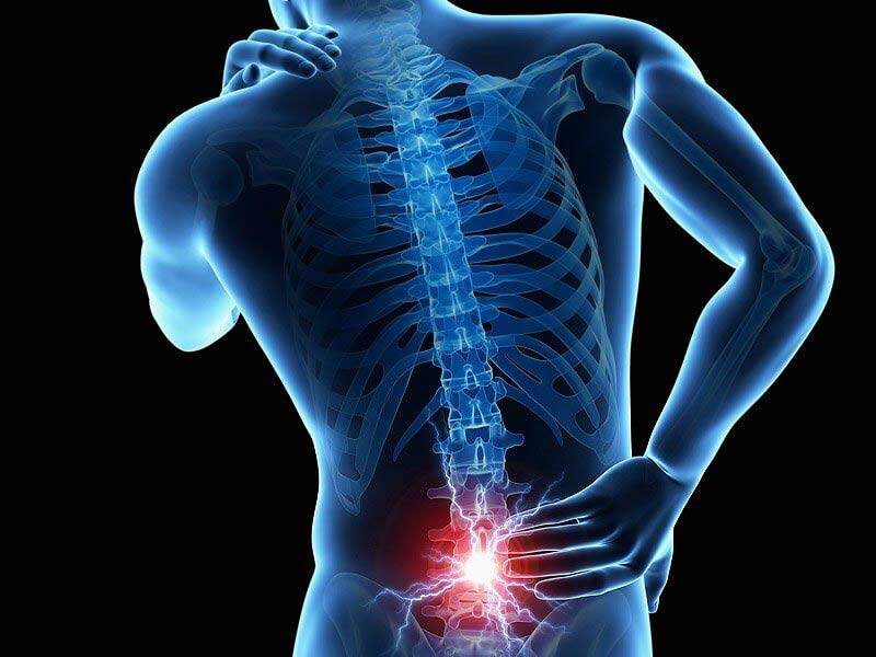 Heal Lower Back Pain Fast at Home